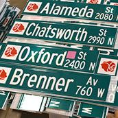 New Street Signs_2017